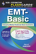 Emt-basic: Emergency Medical Technician-basic Exam (Rea Test Preps)