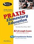 Praxis Elementary Education 0011 & 0014 Rea The Best Teachers Prep