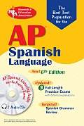 Ap Spanish Language - With CD (07 Edition) Cover