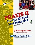 Praxis II Middle School Mathematics Test Test Code 0069