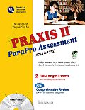 Praxis II Parapro Assessment 0755 and 1755 W/CD-ROM
