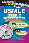 Usmle Step 2 Premium Flashcard Book - With CD (09 Edition)