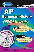 AP European History Premium Edition Flashcard Book (Rea)