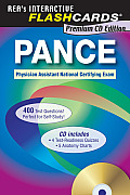 Rea's Interactive Flashcards Pance (Physician Assistant National Certifying Exam) [With CDROM]