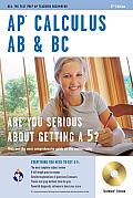 AP Calculus AB & BC W/ CD-ROM (Rea)