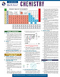 Chemistry - Rea's Quick Access Reference Chart (Quick Access)
