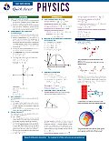 Physics REAs Quick Access Reference Chart