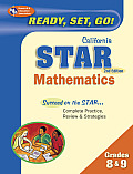 CA Star Grades 8 & 9 Mathematics, 2nd Edition (Rea) - Ready, Set, Go!