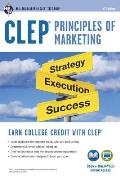 CLEP Principles of Marketing with Access Code (CLEP)