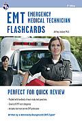 EMT Flashcard Book (EMT Test Preparation)