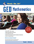 GED Mathematics CBT with Online Practice Tests 4th Ed