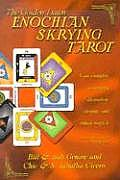 Golden Dawn Enochian Skrying Tarot Your Complete System for Divination Skrying & Ritual Magick With 89 Tarot Cards