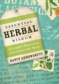 Essential Herbal Wisdom: A Complete Exploration of 50 Remarkable Herbs Cover