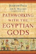 Pathworking with the Egyptian Gods Cover
