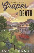 Tangled Vines Mystery #01: Grapes of Death