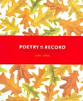 Poetry on Record : 98 Poets Read Their Work 1886-2006 Cover