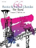 66 Festive & Famous Chorales for Band, 2nd Trumpet