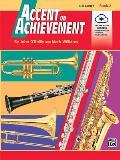 Accent on Achievement: B-Flat Clarinet (Accent on Achievement)