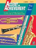 Accent on Achievement: B-Flat Trumpet (Accent on Achievement)