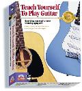 Alfred's Teach Yourself to Play Guitar: Everything You Need to Know to Start Playing Now!, CD-ROM