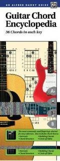Guitar Chord Encyclopedia 38 Chords In Each Key
