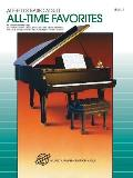 Alfred's Basic Adult Piano Course All-Time Favorites (Alfred's Basic Adult Piano Course)