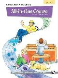 Alfred's Basic All-In-One Course for Children (Alfred's Basic Piano Library)
