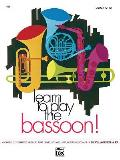 Learn to Play Bassoon, Book 1