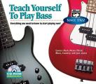 Alfred's Teach Yourself to Play Bass: Everything You Need to Know to Start Playing Now!, CD-ROM Jewel Case