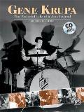 Gene Krupa Biography & CD: The Pictorial Life of Gene Krupa