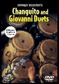 Conga Masters: Changuito & Giovanni Duets (Spanish, English Language Edition) (Alfred's Artist)