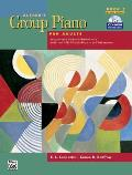 Alfred's Group Piano for Adults, Book 2 - With CD (2ND 08 Edition)