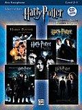 Harry Potter, [Tm] Instrumental Solos (Movies 1-5): Alto Sax (Pop Instrumental Solo)