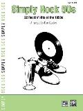 Simply Rock 50s: 22 Rockin' Hits of the 1950s (for Piano)