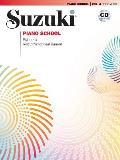 Suzuki Piano School, Vol 4: Book & CD (Suzuki Method Core Materials)