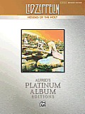 Led Zeppelin V -- Houses of the Holy Platinum Drums: Drum Transcriptions (Platinum Editions)