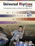 Universal Rhythms for Drummers - With CD (09 Edition)