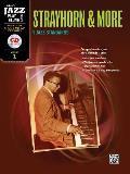 Alfred Jazz Play-Along -- Strayhorn & More, Vol 1: C, B-Flat, E-Flat & Bass Clef Instruments, Book & CD