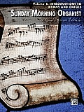 Sunday Morning Organist: Introductions for Hymns and Carols (Alfred's Classic Editions)
