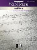 Wild Horses: Piano/Vocal/Chords, Sheet (Original Sheet Music Edition)