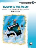 Famous & Fun Duets, Bk 2: 6 Duets for One Piano, Four Hands (Famous & Fun)