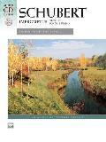 Schubert -- Impromptus, Op. 142: Book & CD (Alfred Masterwork Edition)