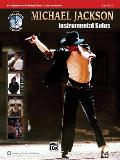 Michael Jackson Instrumental Solos for Strings Viola Book & CD