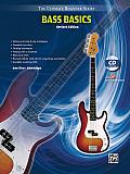 Bass Basics [With CD (Audio)]