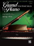 Grand One-Hand Solos for Piano, Bk 2: 8 Elementary Pieces for Right or Left Hand Alone (Grand Solos for Piano)