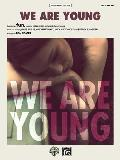 We Are Young: Easy Piano, Sheet