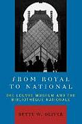 From Royal to National: The Louvre Museum and the Bibliotheque Nationale