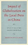 Impact of Globalization on the Local Press in China: A Case Study of the Beijing Youth Daily