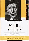 Voice Of The Poet W H Auden Audio Cd