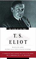 Voice Of The Poet T S Eliot Cd Unabridge